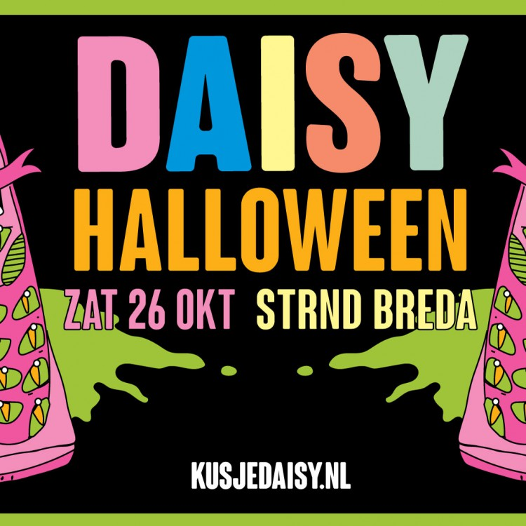 Halloween Party Breda.Daisy Halloween 2019